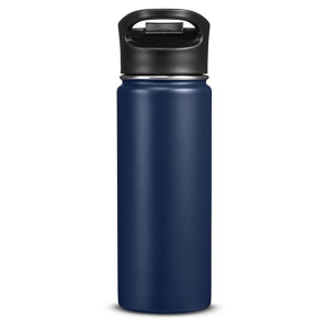 Columbia® 18 oz. Double-Wall Vacuum Bottle with Sip-Thru Top
